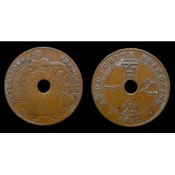 Indochine / French Indochine - 1 Centime 1912 A