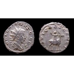 Empire romain - Valerien II - Antoninien - IOVI CRESCENTI (257-258)