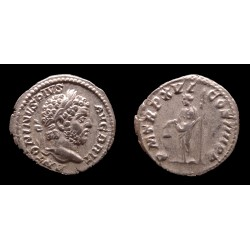 Empire romain - Caracalla - Denier argent (213)