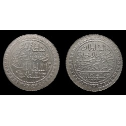 Empire Ottoman (Turquie / Turkey) - Mahmud II - 30 Para 1223/18 - High grade